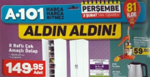 A101 DE ŞOK FIRSATLAR ! YEPYENİ KATALOG YAYINLANDI..