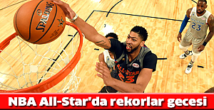 NBA All-Star'da rekorlar gecesi