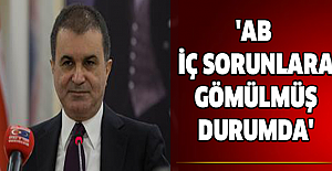 'AB iç sorunlara gömülmüş durumda'