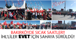 bBAKIRKÖYDE SICAK SAATLER!! İHLLİLER.../b