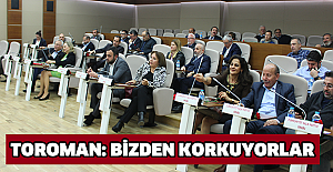 bToraman: Bizden korkuyorlar!/b