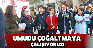 bUMUDU ÇOĞALTMAYA ÇALIŞIYORUZ!/b